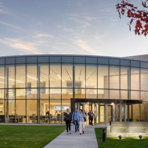 Bryant University, Academic Innovation Center