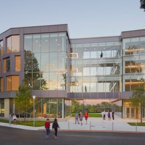 Brandeis University, Skyline Residence Hall