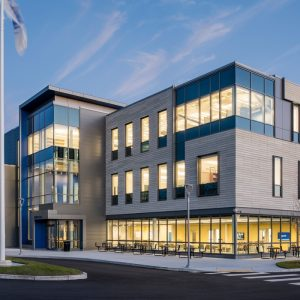 UMass Dartmouth, School for Marine Science and Technology (SMAST)
