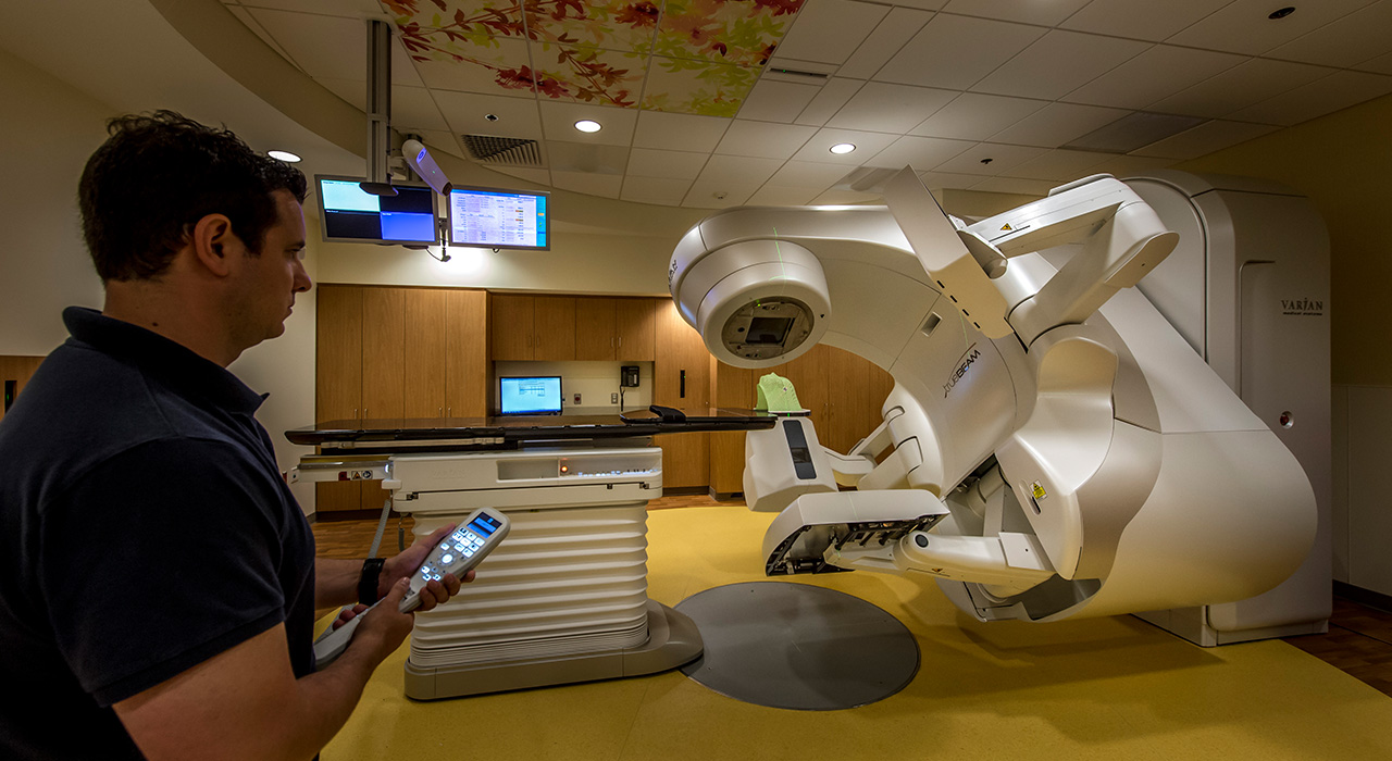 Beth Israel Deaconess Hospital-Needham, Linear Accelerator