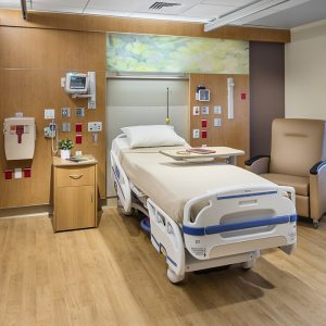 Beth Israel Deaconess Medical Center, Farr 8 Renovation
