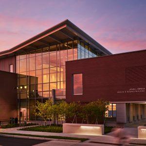 Bristol Community College, John J. Sbrega Health and Science Building