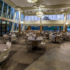 Bryant University, Salmanson Dining Hall