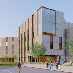 DCAMM – Bunker Hill Community College Academic Success Center & Building E Renovations