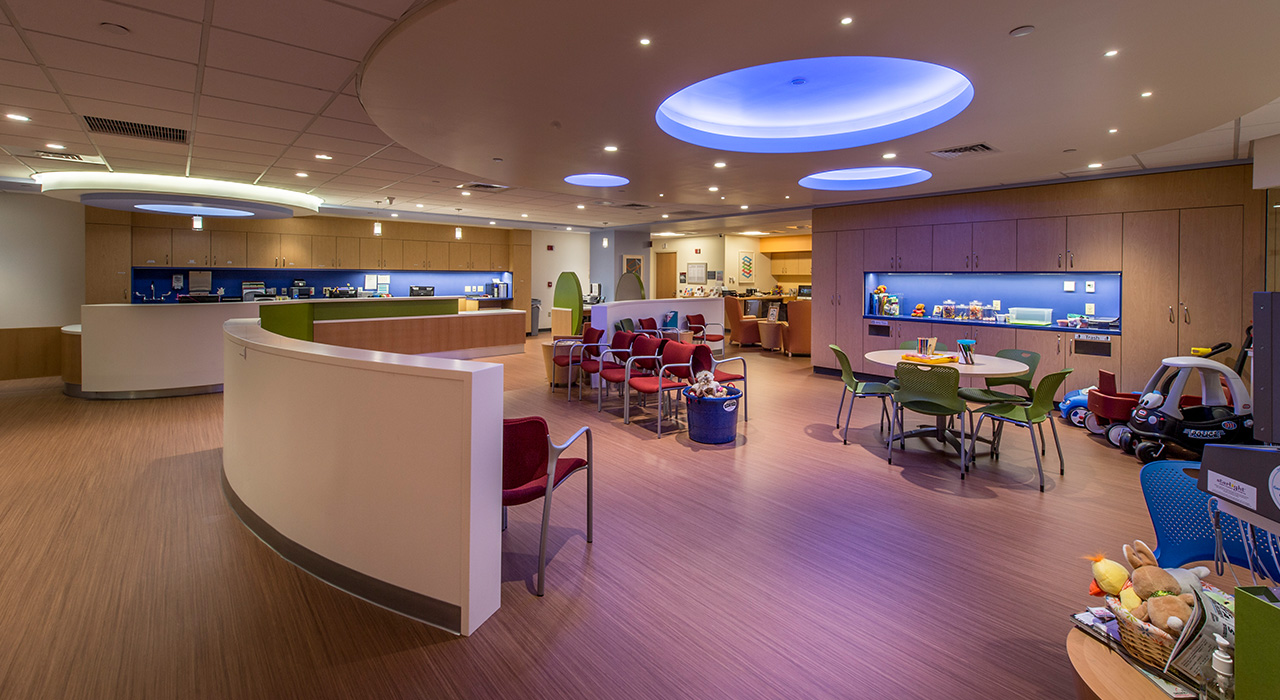 Dana-Farber Cancer Institute, Jimmy Fund Pediatric Clinic Expansion