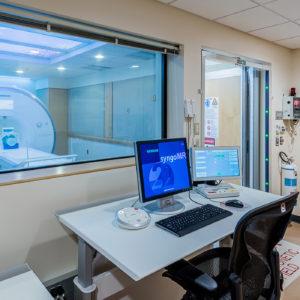 Dana-Farber Cancer Institute, DL1 MRI Renovation