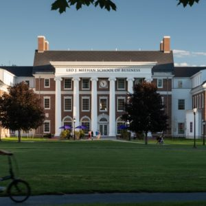Stonehill College, Leo J. Meehan School of Business