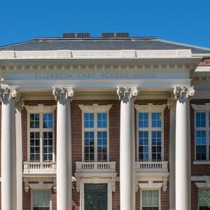 Radcliffe Institute / Harvard, Agassiz House