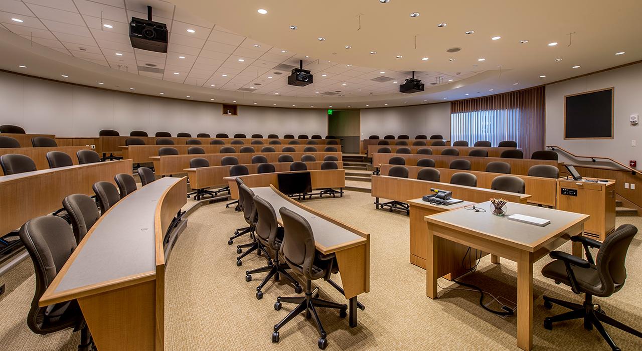 Harvard Business School, Tata Hall Construction