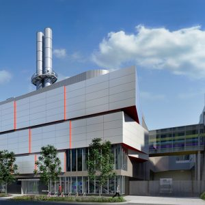 MIT Central Utilities Plant Upgrade
