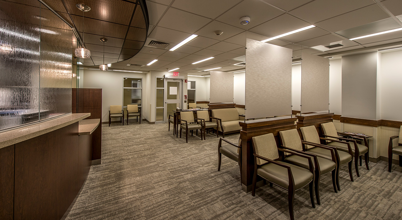 New England OB-GYN Associates, Medical Offices Construction
