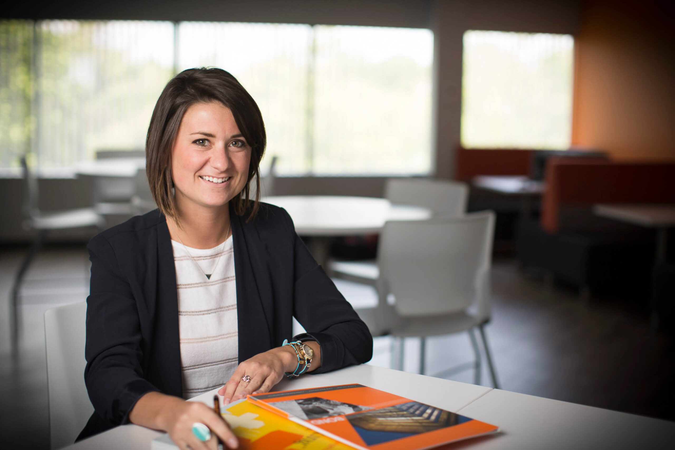 Olivia Gardner Professional Women in Construction 40 under 40 Award Winner