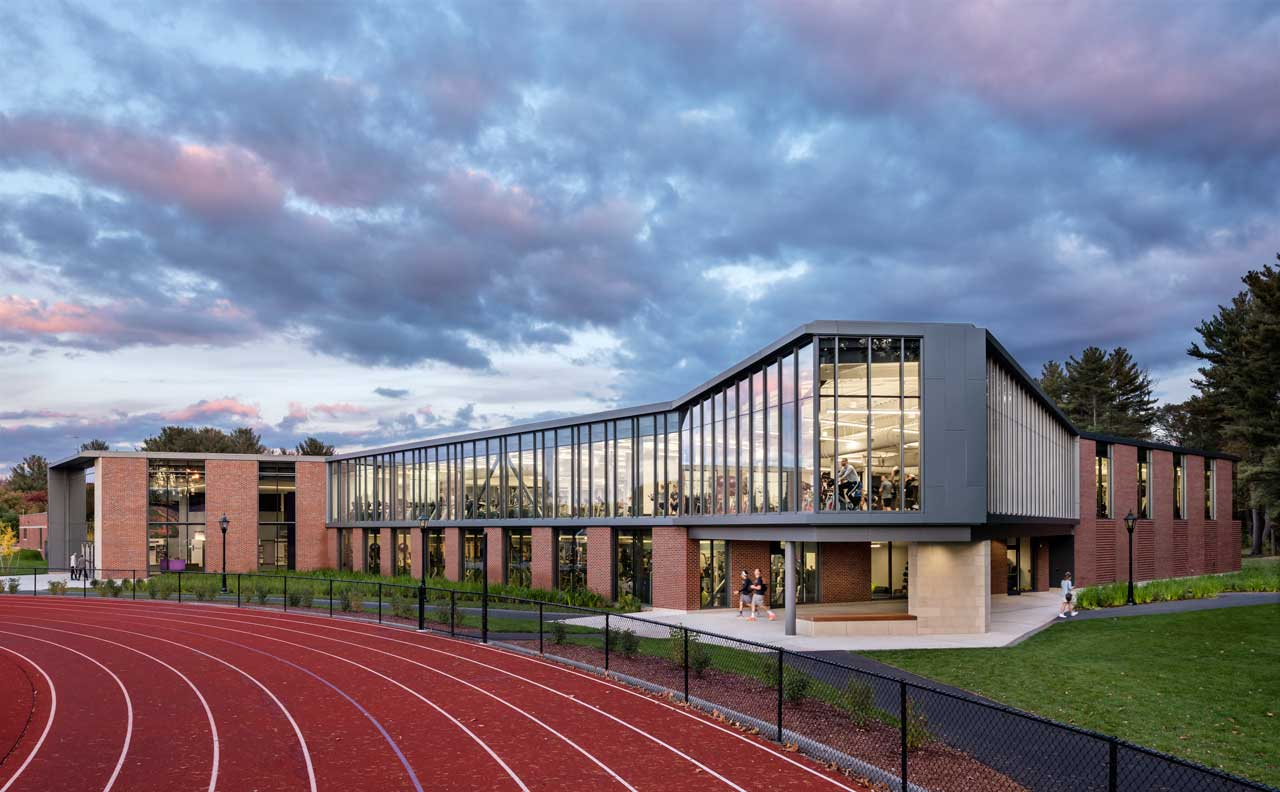 Stonehill College, Sally Blair Ames Sports Complex Expansion